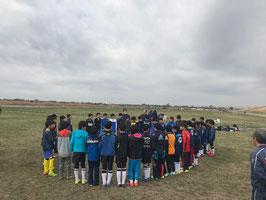@取手河川敷緑地公園