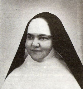 Mother Yvonne-Aimée of Jesus