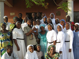 The community of Nigeria which dates from 1970. It is the youngest of the communities of the Augustines of Mercy.