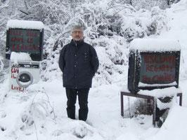 Neige et télés janvier 2009