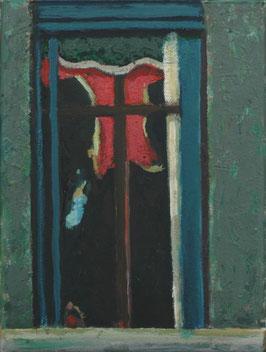 LOCANDA S. 2012 Öl auf Leinwand 24 x 18 cm