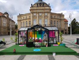 Ein Zimmer für sich allein, Kollektiv Eins, Theater Chemnitz Theaterplatz, Kosmos Theater Wien Museumsquartier Wien, 2019