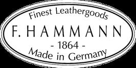Handgefertigte Lederaccessoires von Hammann bei René Sosnitza Masskonfektion