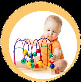 Entwicklungsbegleitende Kurse für Ihr Baby