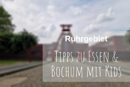 Unternehmungen Ruhrgebiet