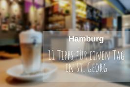 Hamburg Tipps St. Georg