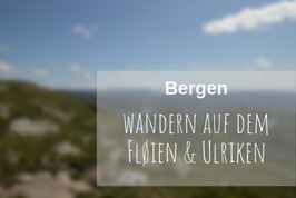 Bergen Norwegen wandern