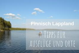 Finnisch Lappland im Sommer