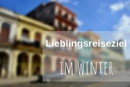 Tipp Reiseziel Winter