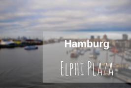 Elbphilharmonie Plaza Hamburg