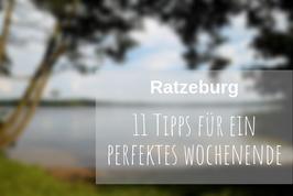 Ausflugsziel Schleswig-Holstein Ratzeburg
