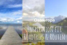 Roadtrip Osteuropa Tipps