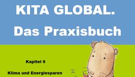 Ausschnitt Cover von Kita Global Das Praxisbuch
