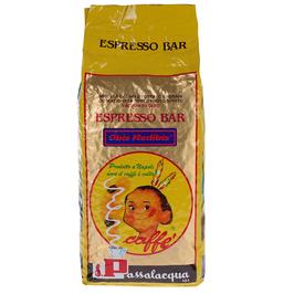 """Café Passalacqua (Napoli) en granos o molido: """"70% arabica y 30% robusta"""" se vende en paquete de 100gr=4.00€  y de 250gr= 9.00€ o se puede vender tambien segundo la necesidad."""
