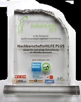 2014 – Regionalitätspreis