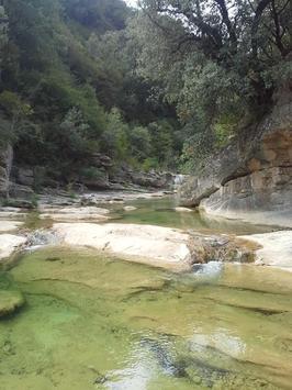 sejour zen en aragon sierra de guarra marche consciente naturisme piscine naturelle ressourcement terapies holistiques