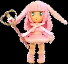 粘土 人形 オーダーメイド ちゃいるど どらごん ハンドメイド フィギュア にゃんたれママ 手作り 贈り物 記念日 プレゼント クレイ ドール