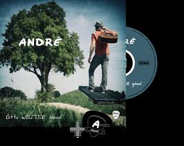 Bild: André Musik, Bitte WEITER gehen! CD