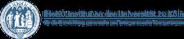 Logo INeKO Universitat Koeln Ines Laeufer Coaching