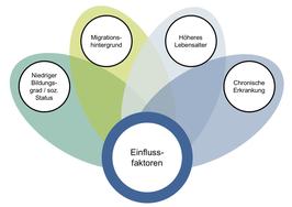 soziodemografische Einflussfaktoren