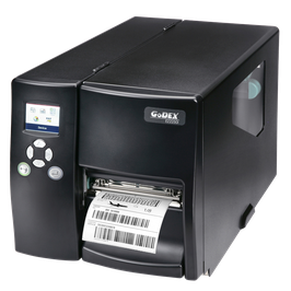 Industriedrucker Godex EZ2350i Niesel-Etikett