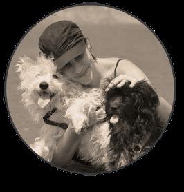 rehabilitación veterinaria Marta Foulquié