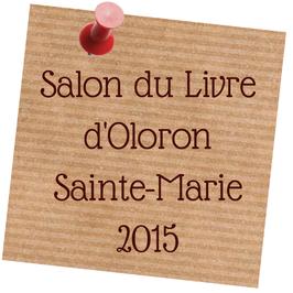 Salon du Livre d'Oloron Sainte-Marie 2015