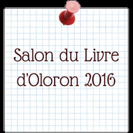 salon du livre Oloron 2016 - blog marie fananas écrivain