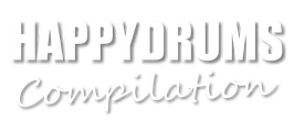 Happydrums Compilation, Grooves, Fills, Solos