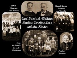 Kinder von Carl-Friedrich-Wilhelm Katterwe