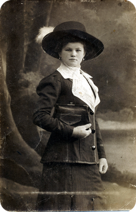 Bild Maria Katterwe geb. Wagner