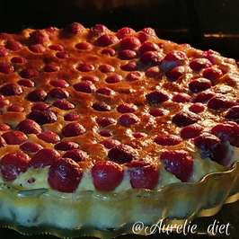 Repas Healthy Dessert gourmand