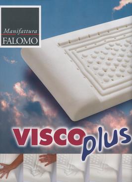 cuscino memory viscoelastico visco plus ortopedico manifattura falomo