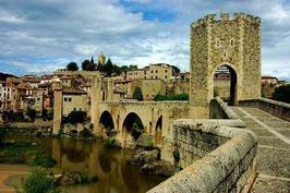 Экскурсия в средневековую Каталонию, Рупит и Бесалу, гид в Барселоне