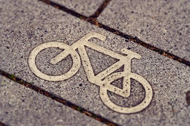 Logo piste cyclable