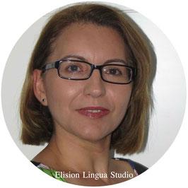 Angelica репетитор носитель испанского языка. Москва. Elision Lingua Studio. Испанский с носителем индивидуально.