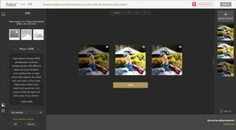 Fotor High Dynamic Range is a Free online HDR software