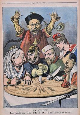 En Chine - Le gâteau des Rois et… des Empereurs