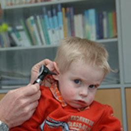 Homöopathie Berlin Mittelohrentzündung Ohrenschmerzen