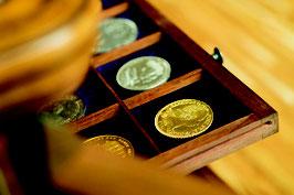 Wertvolle Münzen kaufen und verkaufen bei Künker in München Maximiliansplatz