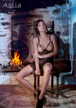 NUISETTES - LINGERIE DE LUXE SEXY LYON