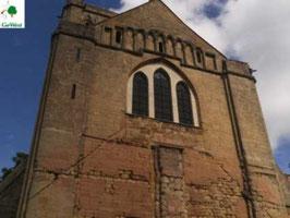 Pershore churches
