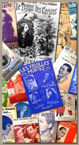 France Soundtracks den 20er Jahren