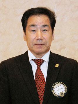 太田西ライオンズクラブ会長 小川久雄