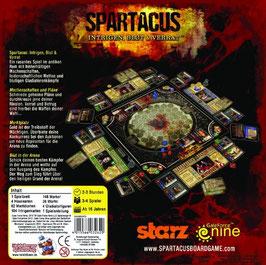 Brettspiel-Test Spartacus