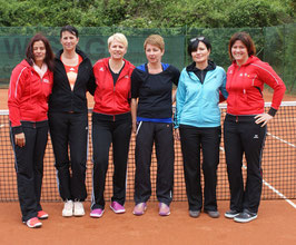 Die Damen 40 starten 2015 erstmals in der A-Klasse
