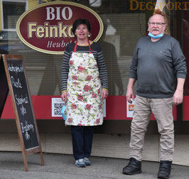 Johanna und Klaus Heubel