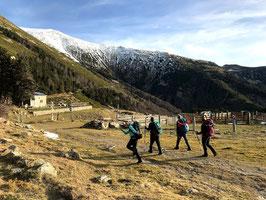 Randonnée Canigou trek Pyrénées