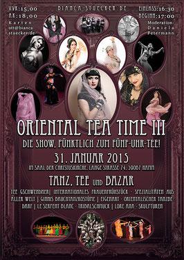 ORIENTAL TEA TIME III