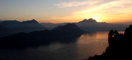 Schweiz Impressionen: Herbst und Winter auf der Rigi